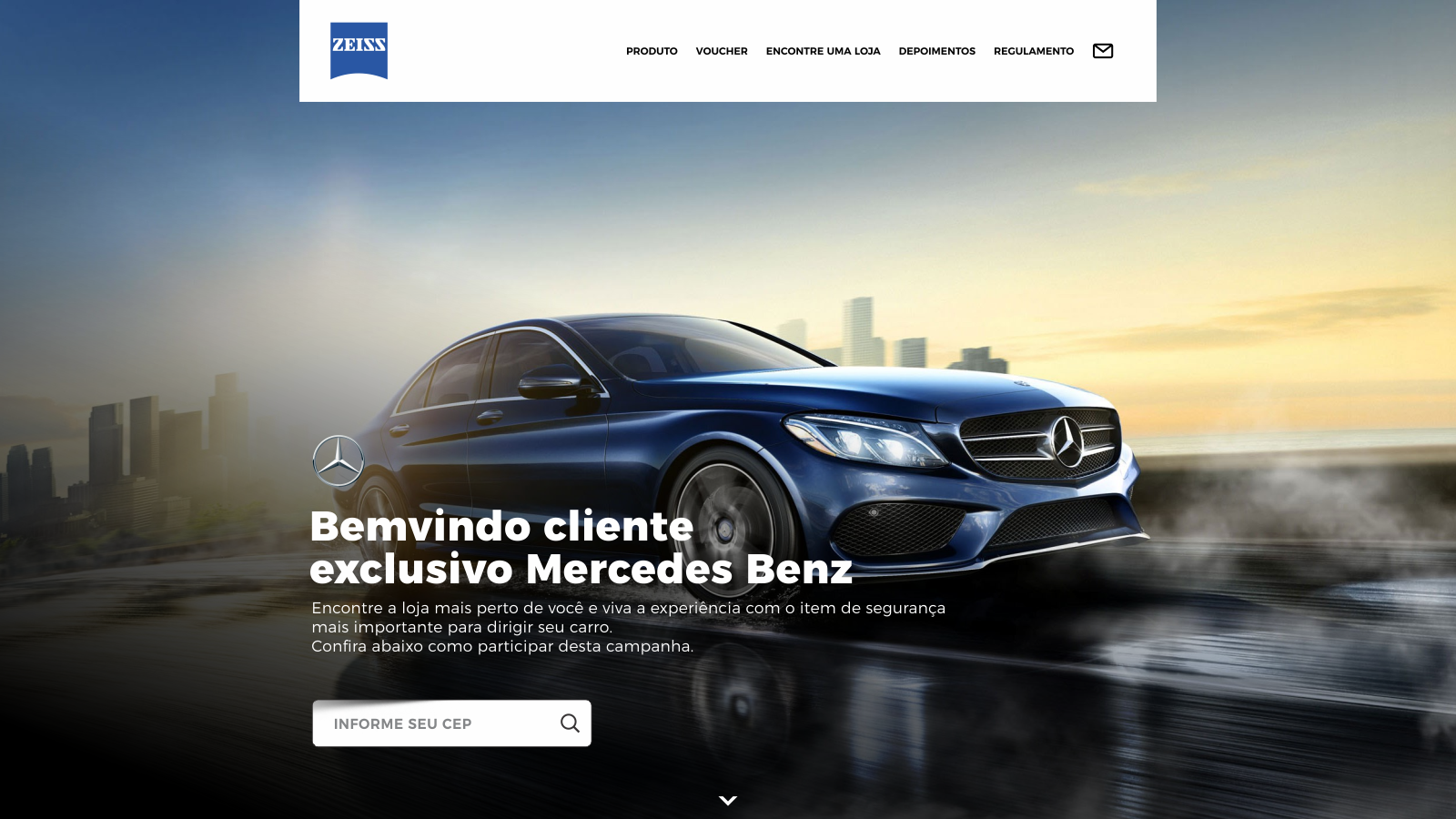 Zeiss DriveSafe Mercedes Benz